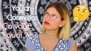 MARQUE À PETITS PRIX : You Are Cosmetics |TEST|