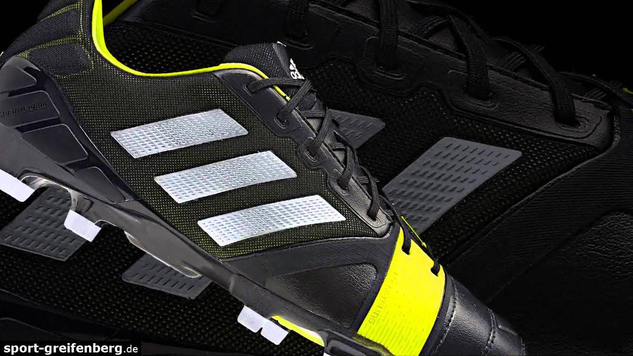 d55c8d94d Adidas Nitrocharge 1.0 TRX FG black - YouTube