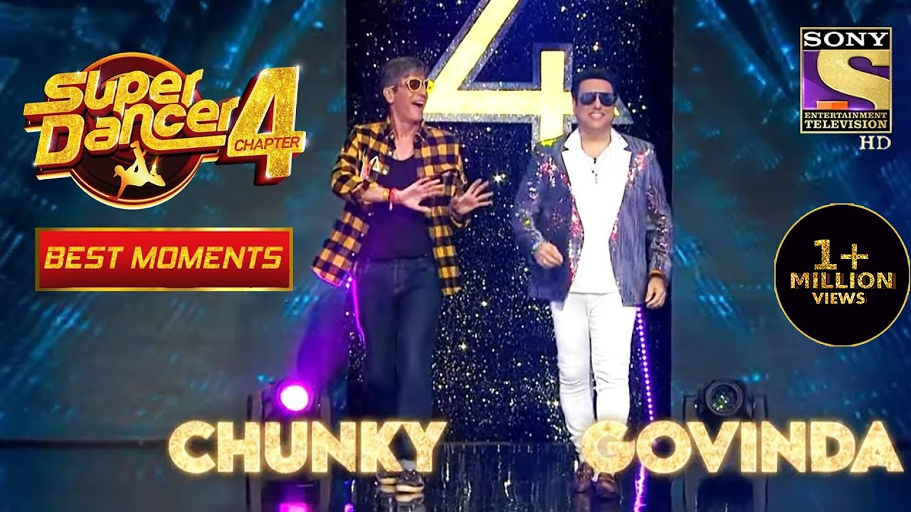 Download आए Comedy के Kings Show पर   Super Dancer 4   सुपर डांसर 4
