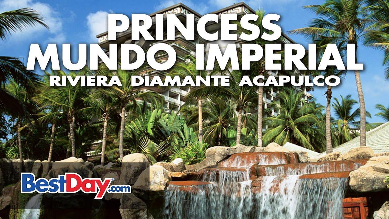 Hotel Princess Mundo Imperial Acapulco Youtube