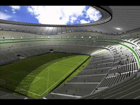 3d stadium design widescreen - photo #13