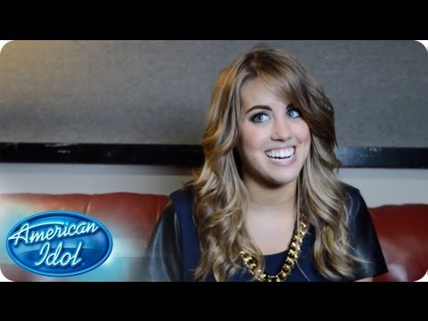 Before The Tour: Angie Miller - AMERICAN IDOL SEASON 12