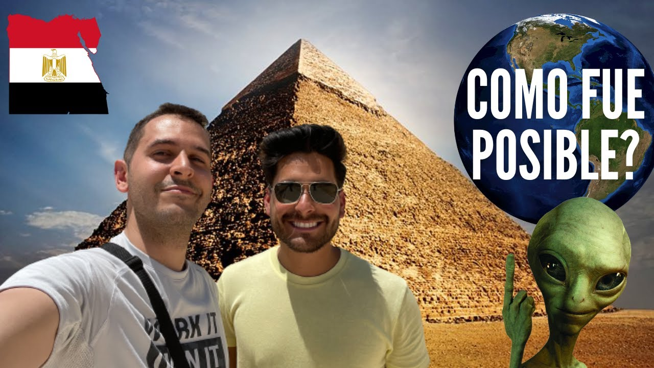 COMO se CONSTRUYERON las PIRAMIDES de EGIPTO?   EL MAYOR MISTERIO DE LA HUMANIDAD    La Vida de M