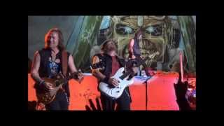 Iron Maiden - Aces High - Live in San Bernardino, CA, 13 Sep 2013