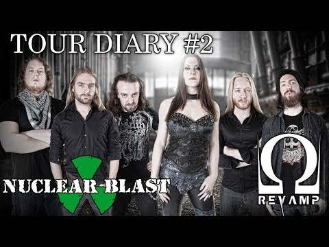 REVAMP - North American Tour Diary (Part 2)
