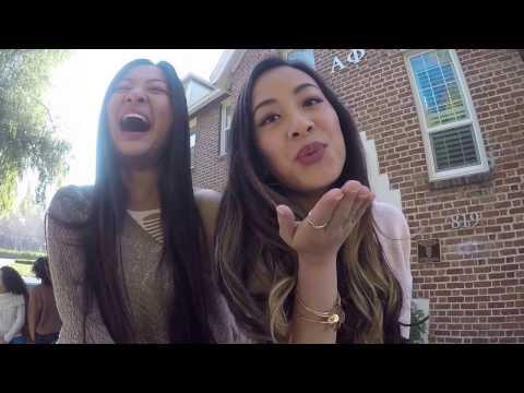 UOP Alpha Phi Recruitment Video 2017