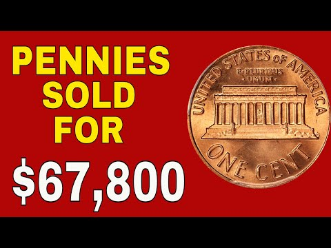 Repeat 10 SUPER RARE PENNIES WORTH MONEY - LINCOLN PENNY