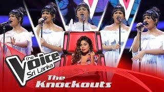 Shevina Jayasundara | Adagio | The Knockouts | The Voice Sri Lanka Thumbnail