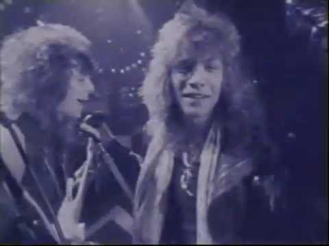 Bon Jovi  - Come Back (1984)