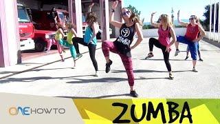 Zumba Leg Routine