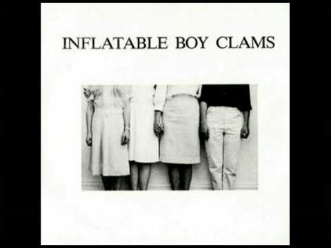 Inflatable Boy Clams- Marin