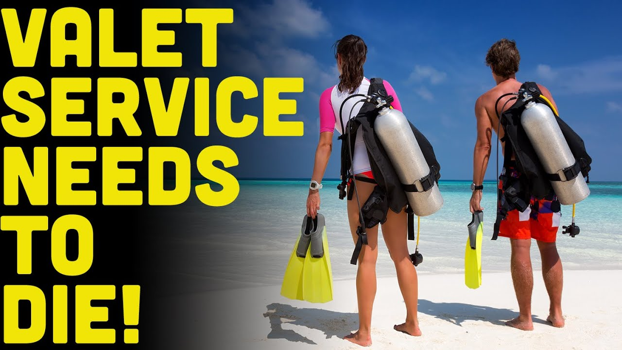 Valet Diving Needs To DIE! The Most Dangerous Trend in Scuba Diving