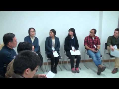 "[GIC Talk Special Discussion] 2014.2.8 ""The Differences Between Korean and Foreign Universities"""