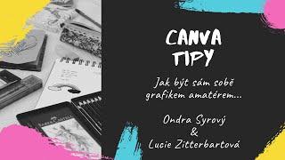 Canva - základní tipy, jak si být sám sobě grafikem amatérem