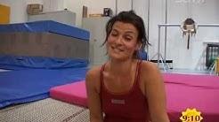 Marlene Lufen - TV total Turmspringen - Das Training - FFS 20.11.2007
