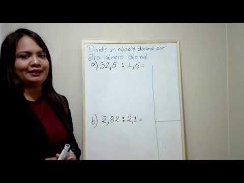 División de números naturales from YouTube · Duration:  6 minutes 9 seconds