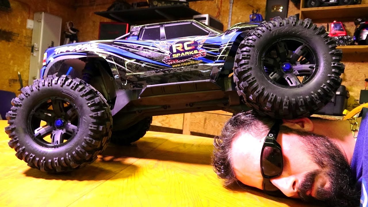 RC ADVENTURES Traxxas X MAXX is HOW BiG Let s UNBOX one and SEE