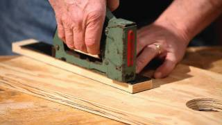 Get A Sharp Edge On Knives, Chisels, And Planes With A Homemade Strop