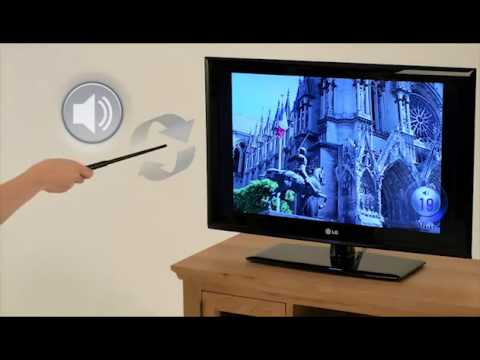 harry potter wand remote control youtube. Black Bedroom Furniture Sets. Home Design Ideas