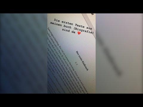 Das Buch macht Fortschritte😱 MontanaBlack Instagram Story