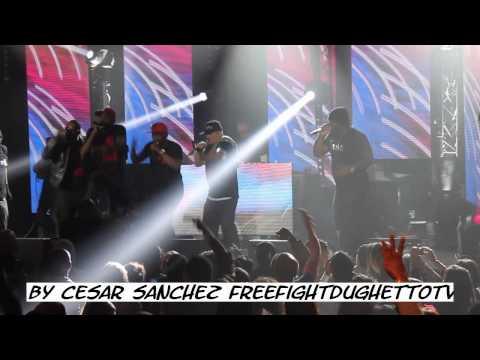 morsay et cesar sanchez invité vip au concert 30 ans de hip-hop a la cigal paris poster