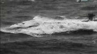 Submarine Type VII U-boat