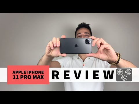 Apple iPhone 11 Pro Max Review: The best camera on a phone!