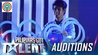 Pilipinas Got Talent Season 5 Auditions: Raymond Capino - Flow Artist