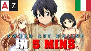 Sword Art Online IN 5 MINUTI - Gigguk ITA - Orion