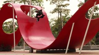 Brian Peacock - Welcome to DC Shoes