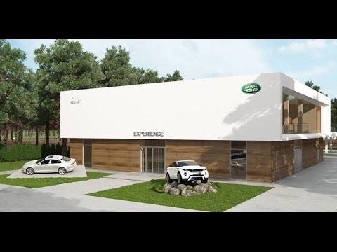 Jaguar Land Rover Experience ждет вас!