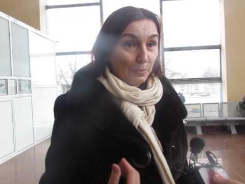 Скандал на Мариупольском автовокзале