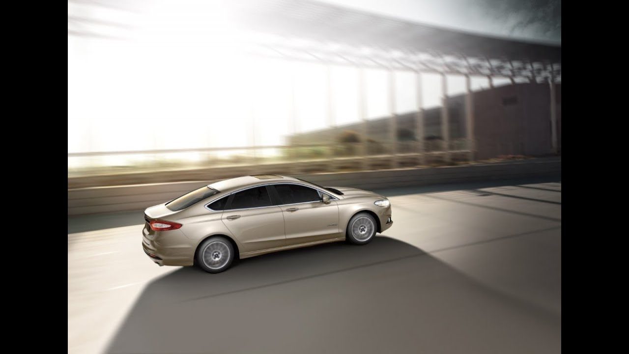 2016 Ford Fusion Hybrid Energi Overview