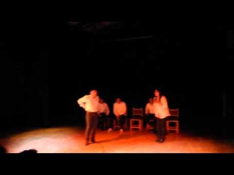 Impropio CTI- Infiltrados (Parte 1 Función teatro Ditirambo- Bogotá)