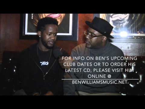 """The Pace Report: """"The Coming of Age"""" The Ben Williams Interview"""