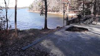 Twin Lakes COE Campground, Pendleton, SC