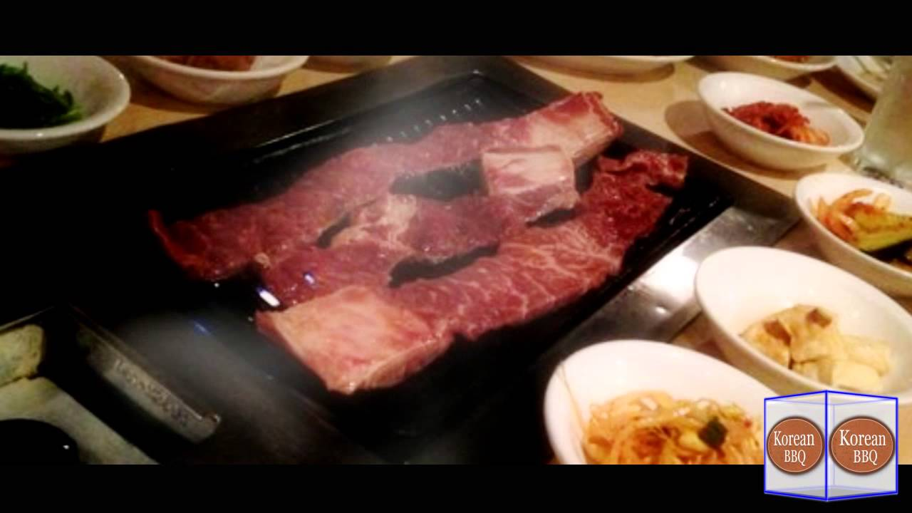 Korean BBQ  Local Restaurant in Mesa AZ 85210  YouTube