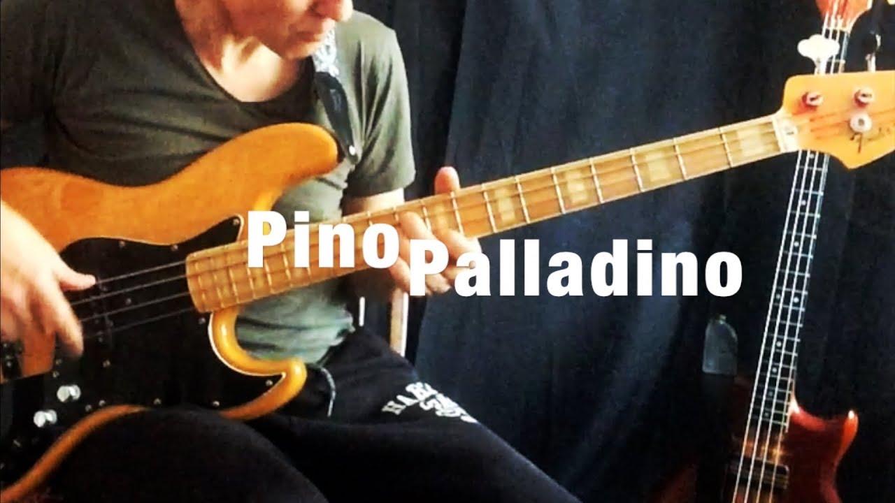 Bass Guitar Exercise Pino Palladino Dangelo Brown Sugar Youtube