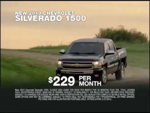 2013 Chevrolet Silverado 1500   Williams Chevrolet, Traverse City, Michigan