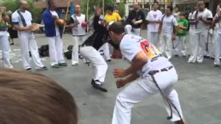Capoeira Candeias Cm Irmãozinho Suiça