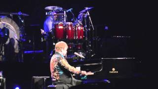 Elton John (feat. Ray Cooper) - Indian Sunset (Moscow 2010)