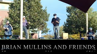 Brian Mullins and Friends with Creativity Alive, Oct 2020
