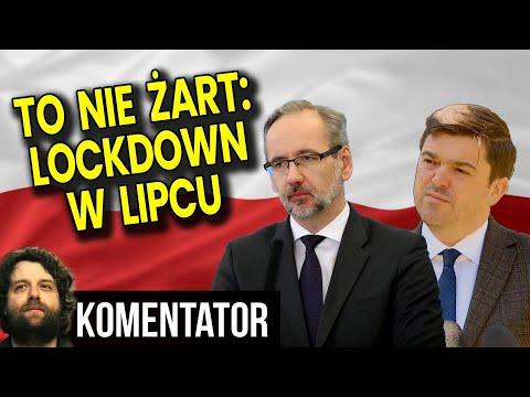 Lockdown i Powrót Maseczek w Lipcu - Oficjalna Informacja Ministerstwa Zdrowia - Analiza Komentator