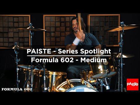 "Paiste Alpha 17/"" Rock Crash Cymbal//Brand New /& RARE!"