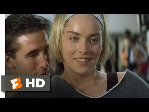 Sliver 39 Movie   Working Out 1993 HD