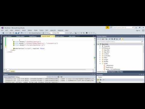 MVC -   How to fix error - JavaScript runtime error Object doesn't support property or method