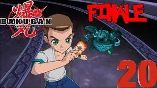 Bakugan Battle Brawlers (Wii) Part 20: FINALE! Omega Leonidas