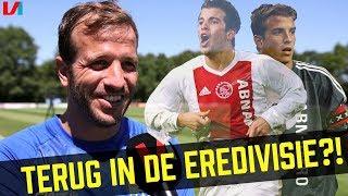 Van der Vaart Traint bij PEC Zwolle: 'Niet Verstandig om al een Shirt van me te Bestellen!'