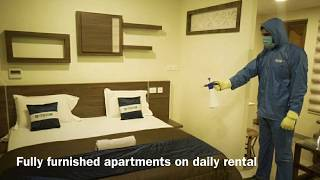 Stayzone | Sanitized Service Apartments Trivandrum | Hotel Safe Stay| Statue | Technopark Hostel