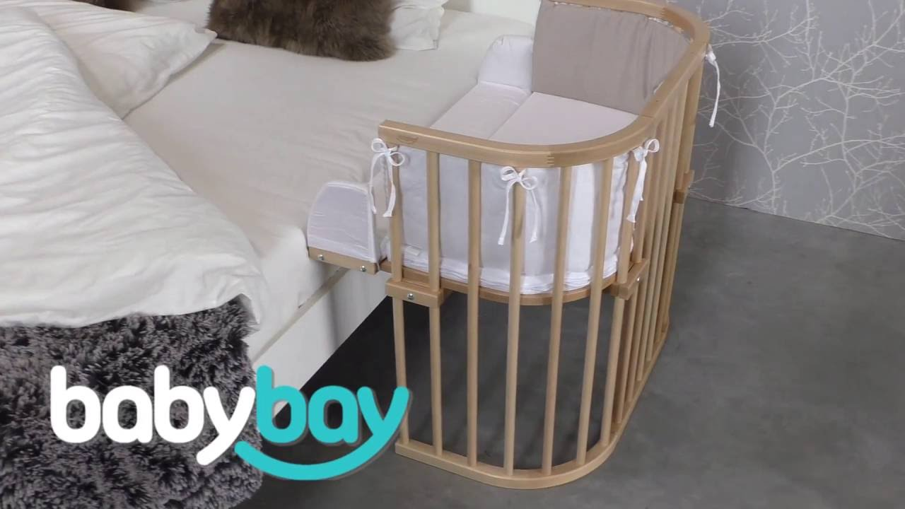 babybay montage verl ngerungsseite youtube. Black Bedroom Furniture Sets. Home Design Ideas